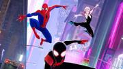 漫威蜘蛛侠:平行宇宙搞笑动画视频