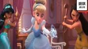 瓢蟲雷迪走錯地方了,迪士尼公主們大聚會?游戲