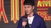 2015微博之夜赵丽颖全程CUT 年度最受欢迎女演员实至名归