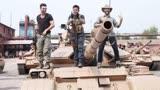 燃爆! 1分钟带你看完《战狼2》中的国产武器装备