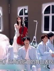 《創造營2019》學姐幫唱環節宋妍霏成焦點,但早期的人選是她!