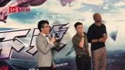 张晋激战国际拳皇!【九龙不败】HD中文正式电影预告