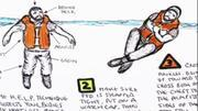 Sailing Tips for Sea Survival - Know This H.E.L.P.
