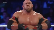 John Cena vs. Ryback SmackDown, Nov. 8, 2013