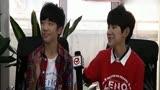 TFBOYS易烊千璽-20140507中國娛樂報道專訪 王源 易烊?