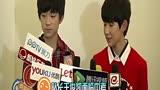 【TFboys】《中國娛樂報道》偶像男團之TFBOYS