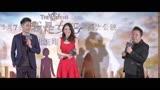 楊佑寧與陳喬恩在戲里有很大的尺度【我是女王記者會】