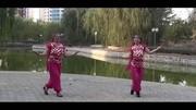 廣場舞教學《歡樂的跳吧》印度舞