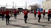 景泰縣公園女子健身隊-青海西寧鍋莊27