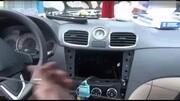 湖南長沙奧迪Q5加裝導航13款Q5升級觸摸凱立德導航藍牙倒車影像