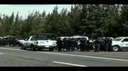 墨西哥士兵怒射毒贩 下车就开枪根本来不及解释