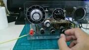 收音机 德生PL600 德劲de1107 漫步者M17 FM调频音质对比