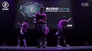 SMU Funk Movement - AUDC Singapore 2016