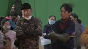 《精絕古城》拍攝花絮,看到這樣的陳喬恩和靳東,誰都忍不住笑