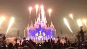上海迪士尼煙花秀--點亮奇夢:夜光幻影秀(20分鐘)