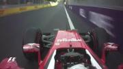 F1欧洲站排位赛维特尔:搞笑呢!和里卡多3视频剑搞笑图片