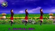 廣場舞《黃土地上》簡單入門水兵舞風格,好看更好學附分解!
