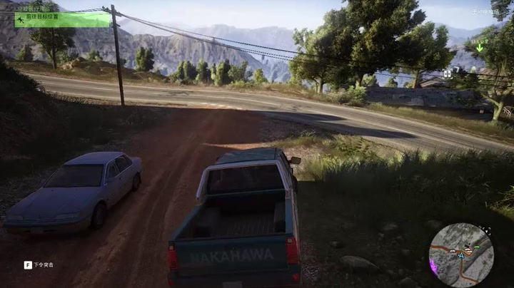 幽灵行动-荒野(开车从南到北看风景) 本视频暂不支持播放 来自泡泡圈