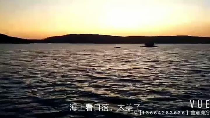 暖心清晨风景图