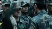 五星紅旗出現的那一刻,我哭了。致敬人民子弟兵,最可愛的人
