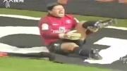 中國隊取五人制盲人足球比賽開門紅 小勝西班牙