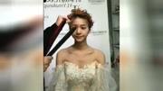 女生想要剪光頭,理發師就給她設計了個超短發,挺個性的!