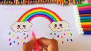 宝贝们教你6步画最简单的小青蛙简笔画,你也可以的!