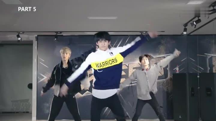 《偶像練習生》主題曲《Ei Ei》舞蹈