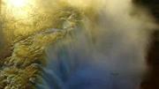 非洲维多利亚魔鬼瀑布