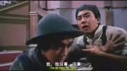 《铁马骝II之街头杀手》里的动作戏, 周比利vs甄子丹, 周比利的腿功实在是厉害!