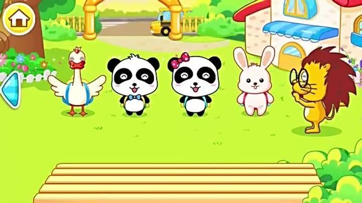 宝宝巴士亲子游戏 第1集 宝宝幼儿园
