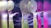 紫蓝星舞蹈队《雨打芭蕉》