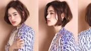 日式短发剪裁技术,女生很适合这款发型!
