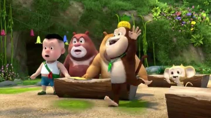 熊出没之探险日记 第12集 森林