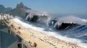 2004年印度洋海啸来袭时的视频流出,画面极思恐怖
