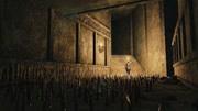 墓道:盗墓贼按照寻宝图来到一个村子,村子的名字引起他们的注意