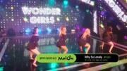160108 Wonder Girls   ive Music TELL ME   NOBODY 宣美 饭拍 BY.