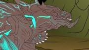哥斯拉不愧是怪獸之王,基多拉利用次元空間都打不過,直接撕碎了