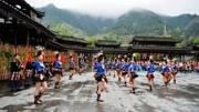 去贵州苗寨娶媳妇,一定要找一个能划拳,能喝酒,能吃肉的人接亲
