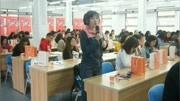 上海理工大學運動會4X100米接力。