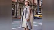 李湘参加活动,身上的羊毛大衣火了,网友:又是买不起系列
