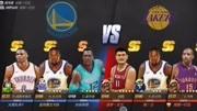 卷毛朋仔哥 最強NBA湖人3王者詹姆斯 隆多  約翰遜。