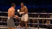 拳击Round of 2017_ Anthony Joshua
