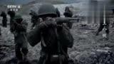 三八線志愿軍正面對抗美軍,對方這是在模仿偽軍嗎