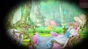 仙蒂公主紙娃娃創意手繪剪紙貼紙,為灰姑娘制作3條閃亮公主連衣