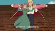 宮崎駿作品中,比《千與千尋》早幾年的無臉怪,不小心就會嚇到人
