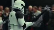 《星球大戰》系列上影節熱映 黑武士現身造勢