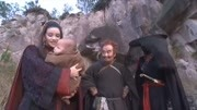 天龙八部:木婉清被四大恶人欺负,段誉练成凌波微步