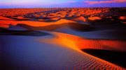 """中國治理了60年的沙漠將要""""消失"""",沙漠慢慢變綠."""