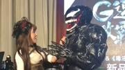 《毒液》女毒液首次亮相登場,摩托狂飆、共生體肉搏等大場面呈現